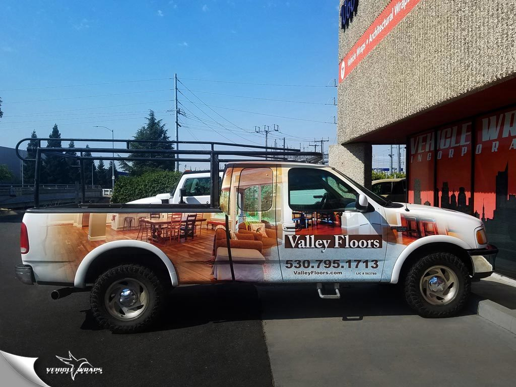 Trucks & SUV Wraps - Sacramento Vehicle Wraps