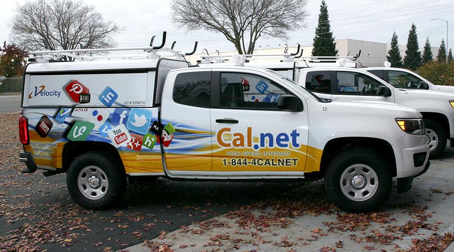 Fleet Wraps - Sacramento Vehicle Wraps